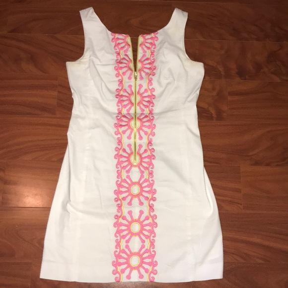 febba4922d0700 Lilly Pulitzer Dresses   Kolby Dress Size 4   Poshmark